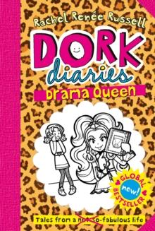 Dork Diaries Drama Queen Rachel Renee Russell