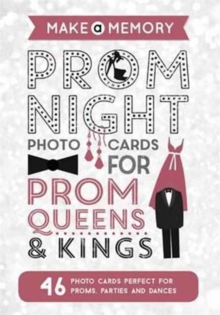 Make a memory prom night 46 photo cards for prom queens for Ibiza proms cd