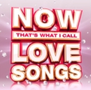 Now That's What I Call Love Songs - CD