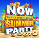 Now That's What I Call a Summer Party 2019 - CD