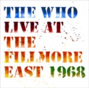 Live at the Fillmore East, 1968 - CD