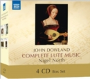 John Dowland: Complete Lute Music - CD