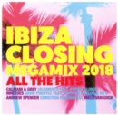 Ibiza Closing Megamix 2018: All the Hits - CD