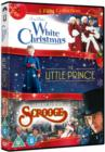 White Christmas/The Little Prince/Scrooge