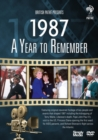 A   Year to Remember: 1987 - DVD