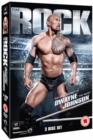 WWE: The Epic Journey of Dwayne 'The Rock' Johnson - DVD