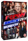 WWE: The Best of Raw and Smackdown 2014 - DVD
