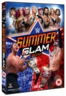 WWE: Summerslam 2016 - DVD