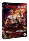 WWE: Survivor Series 2016 - DVD