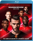Manchester United: End of Season Review 2017/2018 - Blu-ray