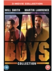 Bad Boys/Bad Boys II/Bad Boys for Life - DVD