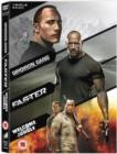 Faster/Gridiron Gang/Welcome to the Jungle - DVD