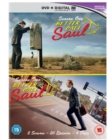 Better Call Saul: Season One & Two - DVD