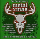 We Wish You a Metal Xmas... And a Headbanging New Year - CD
