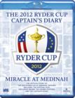 Ryder Cup: 2012 - Captain's Diary and Official Film - Blu-ray