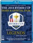 Ryder Cup: 2014 - Official Film and Diary - 40th Ryder Cup - Blu-ray
