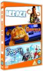 Robots/Ice Age/Garfield: The Movie