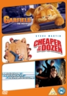 Garfield: The Movie/Cheaper By the Dozen/Mission Without...
