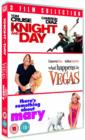 Knight and Day/What Happens in Vegas/There's Something About...