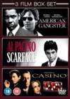 American Gangster/Scarface/Casino - DVD