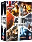 2012/Backdraft/Bronson/Crank/Death Race 2/S.W.A.T