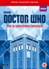 Doctor Who: The 10 Christmas Specials - DVD