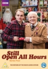 Still Open All Hours: Series Four - DVD