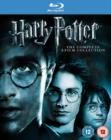 Harry Potter: The Complete 8 Film Collection - Blu-ray