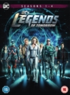 DC's Legends of Tomorrow: Seasons 1-4 - DVD