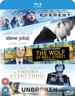 Everest/Steve Jobs/Wolf of Wall Street/Theory of Everything/... - Blu-ray