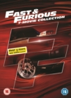 Fast & Furious: 7-movie Collection - DVD