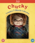 Chucky: Complete 7-movie Collection - Blu-ray