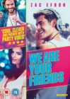 We Are Your Friends - DVD