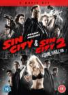 Sin City/Sin City 2 - A Dame to Kill For - DVD