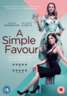 A   Simple Favour - DVD
