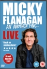 Micky Flanagan: An' Another Fing Live - DVD