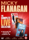 Micky Flanagan: The Complete Live Collection - DVD