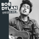 Come Back Baby: Rare and Unreleased 1961 Sessions - Vinyl