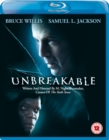 Unbreakable - Blu-ray