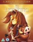 The Lion King Trilogy - Blu-ray