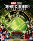 Marvel Studios Cinematic Universe: Phase Three - Part One - Blu-ray