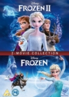 Frozen: 2-movie Collection