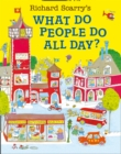What Do People Do All Day? - Book