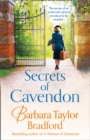 Secrets of Cavendon : A Gripping Historical Saga Full of Intrigue and Drama - Book