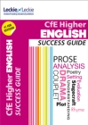 CfE Higher English Success Guide