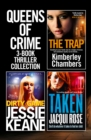 Queens of Crime: 3-Book Thriller Collection - eBook