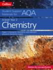 AQA A Level Chemistry Year 2 Paper 1 : Inorganic Chemistry and Relevant Physical Chemistry Topics