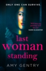 Last Woman Standing - Book