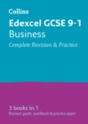 Edexcel GCSE 9-1 Business All-in-One Revision and Practice - Book