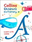 Collins Children's Dictionary : Learn with Words
